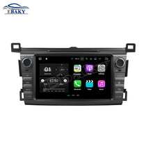 NaviTopia 8inch Quad Core 2GB Android 7.1 Car DVD Player For TOYOTA RAV4 2013 with Radio Audio/Mirror Link/Bluetooth/GPS(China)