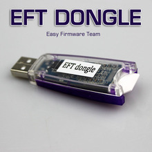 2017 Newest Easy Firmware Team EFT Dongle for protected software unlocking, flashing repairing Mobile Phone Adapters(China)