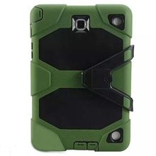 For Samsung Galaxy Tab A 8.0 Case T350 T351 T355 Tablet Heavy Duty Hybrid Rugged Military Stand Shockproof drop resistance Cover