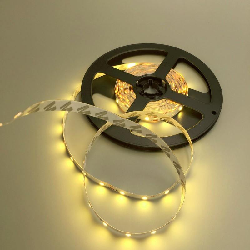 12 V 60 LED/m 5 m /lot 5050 5630 LED Strip Flexible Light Led 300Led non-waterproof Cool White Strip Led