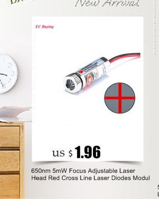 5 Head Red 650Nm Focus Laser 5V Point Module Adjustable Good cx