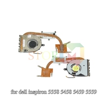 for dell inspiron 5558 5458 5459 5559 cooling fan with heatsink DPN 01GRYN