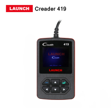100% launch Creader 419 Code reader scanner 1OBDII/EOBD Auto diagnostic Scanner X431 CR419 Same function as Autel AL419 CR 4001(China)