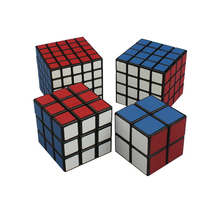 Shengshou Speed Magic Puzzle Cube Set  2x2x2,3x3x3,4x4x4,5x5x5 Set of 4 Cube