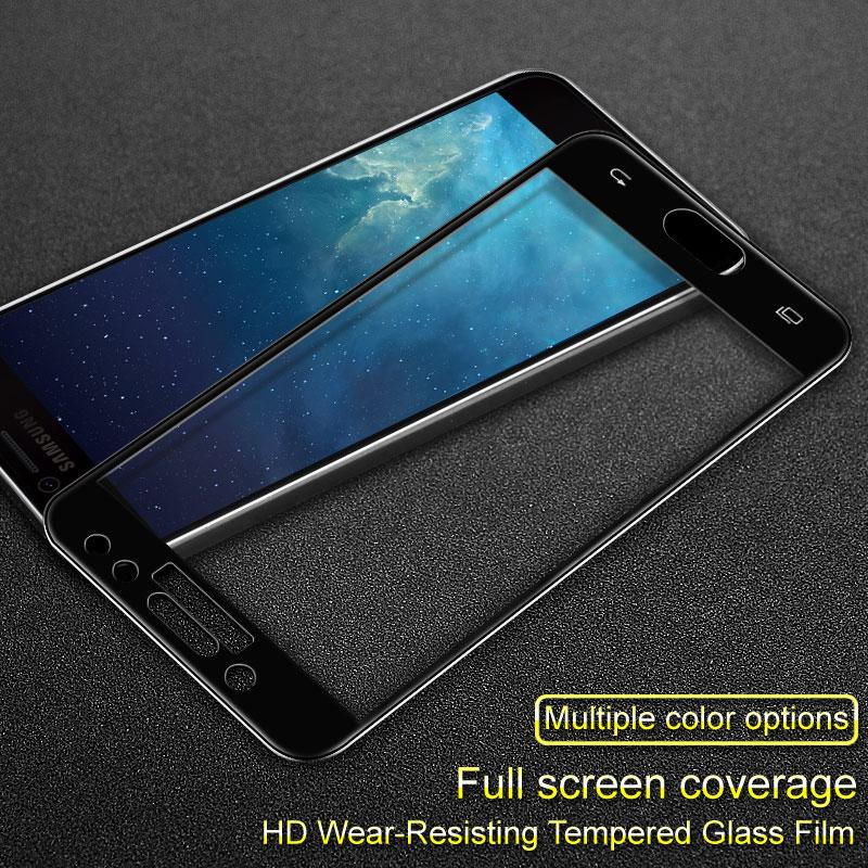 3D Curved Full Screen Coverage Tempered Glass For Samsung Galaxy J3 17 J5 17 J7 J330 J530 J730 17 Screen Protector Film 4