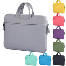"Canvas Laptop Sleeve Case Carry Bag Cover +zipper pouch For 11"" 13"" 15"" MacBook Air/Pro,Retina,Tablet,Mobile Phone"