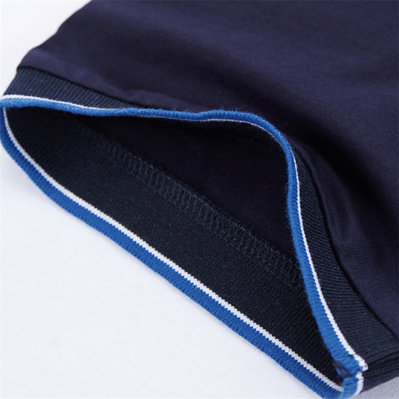9Color Horse men quality cotton summer brand short golf riding man s male clothing 4XL large size Muls 2017 new arrival-13