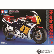 OHS Tamiya 14125 1/12 NS500'84 Scale Assembly Motorcycle Model Building Kits