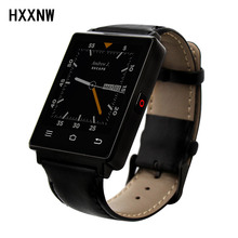 New Arrival 1G RAM 8 G ROM Quad Core 3G mtk6580 Smart Watch No.1 D6 Android 5.1 Wear WiFi GPS Smartwatch no 1 d6 FM Radio wach(China)
