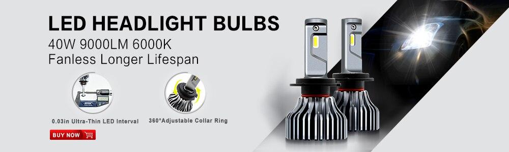 car headlight bulbs led