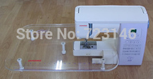 NEW JANOME Sewing Machine High quality acrylic Extension Table FOR JANOME 6260 610*460mm