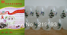 10 pieces/lot A4 size,inkjet water decal transfer printing melamine paper,free shipping