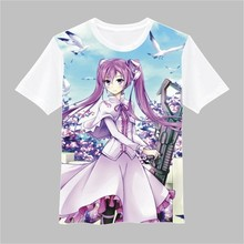 Buy Free Akame ga KILL t-shirt Akame cosplay tees Kurome Mine unisex short sleeve shirt cos T-shirt for $31.67 in AliExpress store