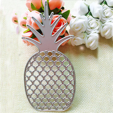 1Pcs Cutting Dies Paper Card Metal Novelty Craft Scrapbook Stencil Embossing Pop New Hot Pineapple DIY(China)