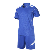Mens Professional 2 Pcs Volleyball Jersey Clothing Breathable Soccer Jogging Uniforms Badminton Tennis Tracksuits Quick Dry Cool(China)