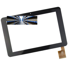 Brand New 10.1 Inch Black Touch Screen TPC0323 VER1.0 for Sanei N10 AMPE A10 quad Core Tablet PC Replacement