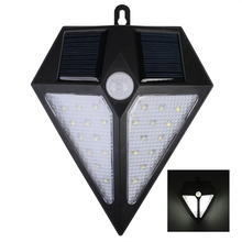 solar energy led outdoor waterproof street lamp home lighting human body induction wall lamp villa decorative landscape lights