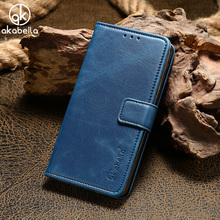 Buy AKABEILA Oil Flip Phone Cover Case LG G6 Dual H870DS H870 H871 H872 H873 H870K LS993 Case Solid Cover Leather Card Slot for $4.62 in AliExpress store
