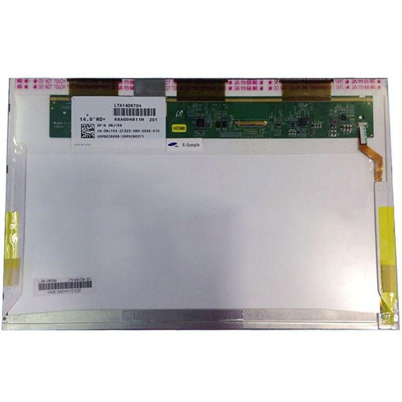 """1600x900 Matte Display 14.0/"""" New LCD Screen for Dell Latitude E6420 E6430 HD"""