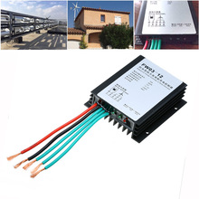 New 300W 12V Wind Charge Controller IP67 Waterproof Brake Inverters Mayitr Wind Turbine Energy Charge Controller(China)