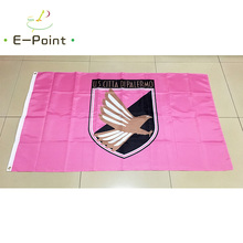 Italy U.S. Citta di Palermo 3ft*5ft (90*150cm) Size Christmas Decorations for Home Flag Banner Type A Gifts(China)