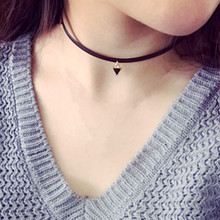 80's 90's inspired Plain Black Velvet Ribbon Choker Necklace Gothic Handmade With Charm Gothic Emo For Women Gift x80