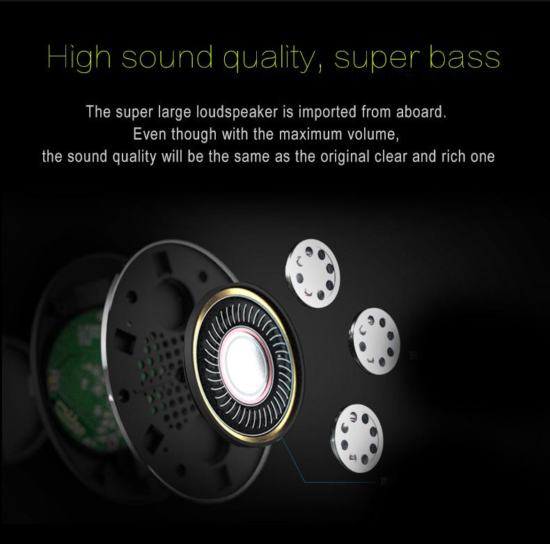 Zealot B570 Bluetooth Headphone -4