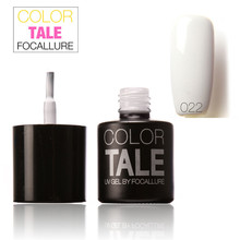 FOCALLURE Color Tale Gel color UV Gel Nail Polish The best quality nail gel for nail art nail tools(China)