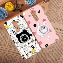 Buy Lovely Panda 3D Relief Case Cover LG Optimus G2 D801 L24 Retro Rabbit Brown Bear Hard Shell LG G Pro 2 D837 F350L for $2.25 in AliExpress store