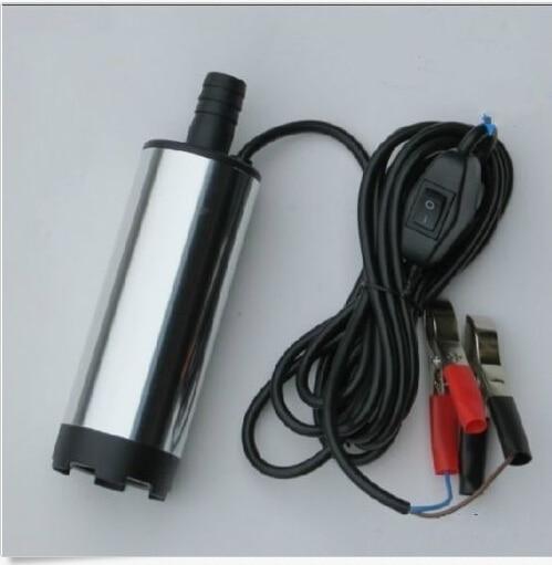 high Quality 12V DC DIESEL WATER FUEL TRANSFER PUMP REFUELING PUMP 96W 25L/min<br><br>Aliexpress
