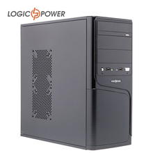 LOGIC POWER case with 400W PC power supplyATX/ MATX, 20+4Pin, 2xSATA, 3x4pin Molex, 80mm FAN, CD-ROMx2, HDDx1, PCIx7, USBx2#3912