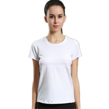 KARYZON Yoga Shirt Short Sleeve Solid Fitness Running Top Gym Basketball Tees&Top Breathable Fast Drying Undershirt Sweatshirt