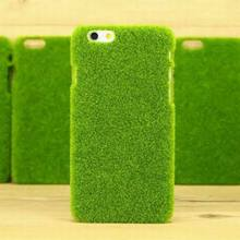 New Hot Sale Personal Customed Green Lawn Hard Cover Phone Back Case For iPhone 7 For iPhone 5 5S SE 6 6S 7 Plus YC984