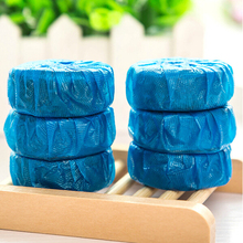 6x Sapphire Deodorant Solid Blue Bubble Toilet Bowl Cleaner/Cleaners New(China)