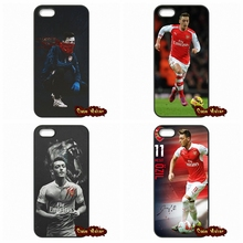 Mesut Ozil Soccer Star Phone Cover Case For iPhone 4 4S 5 5C SE 6 6S 7 Plus Galaxy J5 A5 A3 S5 S7 S6 Edge