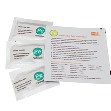 Household Pesticides Water Test Kits Drinking Water Filter Test WTS-305