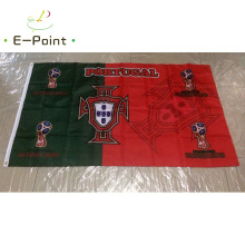 2018 Russia Football World Cup Portugal National Team 3ft*5ft (90*150cm) Size Decoration Flag Banner