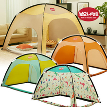 authentic Korean winter indoor tent bed tent breathable warmth saving children's tent Game House Energy saving Home tents(China)