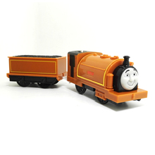 x106 Electric Thomas and friend DUKE Track master engine Motorized train with Compartments Chinldren child kids plastic toys
