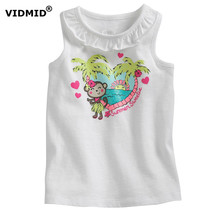 Clearance Girl t-shirt big Girls tees shirts children blouse super quality kids summer clothes rabbit designer cotton on sale