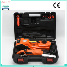 cheap shipping cost new model electric tyre repair tool lifting jack and unscrew impact wrench(China)