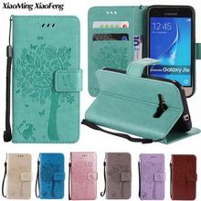 Buy Coque Samsung Galaxy J1 2016 Case Leather Wallet Phone Case Samsung Galaxy J1 2016 Cover Flip Case Samsung J1 6 2016 for $3.66 in AliExpress store
