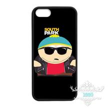South Park Character Cartman silicon cellphone Case cover for iphone 4/s 5/5s 5c 6 plus Samsung Galaxy S3/4/5/6 edge Note2/3/4/5