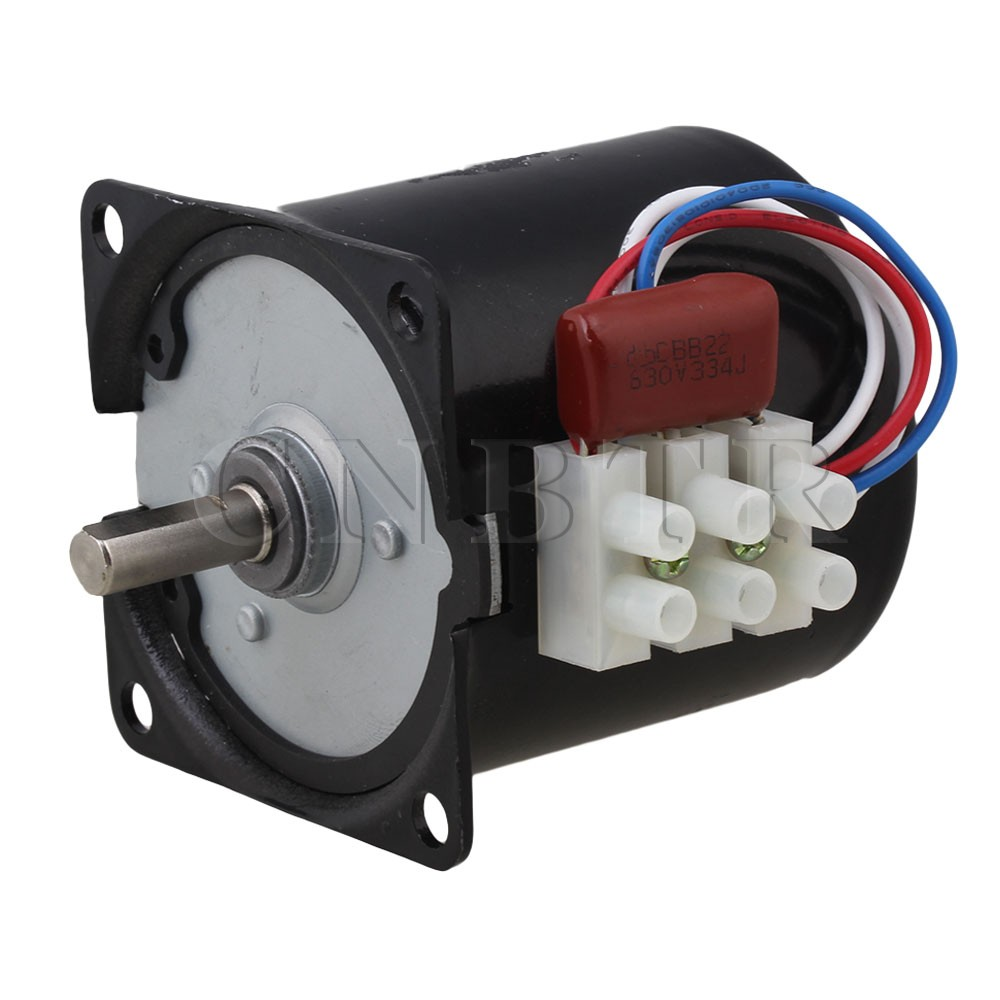 CNBTR High Torque AC 220V 10RPM Gear-Box Electric Synchronous Gear Motor Replacement  <br><br>Aliexpress