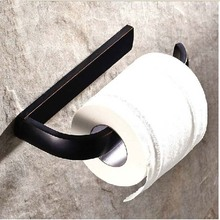 Hot Sale Wholesale And Retail Promotion Modern Oil Rubbed Bronze Bathroom Wall Mounted Toilet Paper Holder Tissue Holder