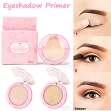 Mineral Eyeshadow Primer Eyes Base Shadow Prep Primer Higlighter 24 Hours Extend Eyes Makeup Long Wear Smudge Proof