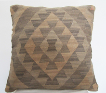 Import and export of KILIM cushions jilimu cushions pure wool hand-woven national air cushion pillow 60x60cm