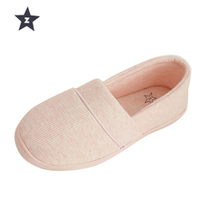 Z home shoes female room warm winter shoes women house indoor soft maternity thick waterproof non-slip women shoes size 35-44(China)