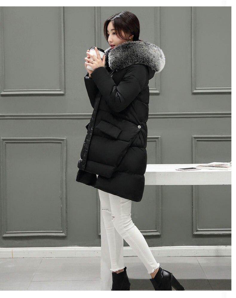 2017 Hot High Quality Winter Thickening Cotton Jacket Women Fashion Street Slim Women Winter Jackets M-3XL Plus Size Winter CoatОдежда и ак�е��уары<br><br><br>Aliexpress