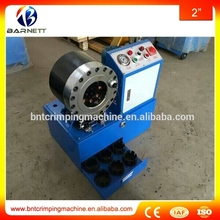 Lowest price BNT68 high pressure hydraulic rubber hose crimping machine